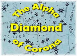 The Alpha Diamond of Corona - A Poem