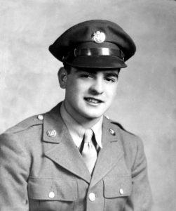 My Uncle Daniel, World War II Veteran